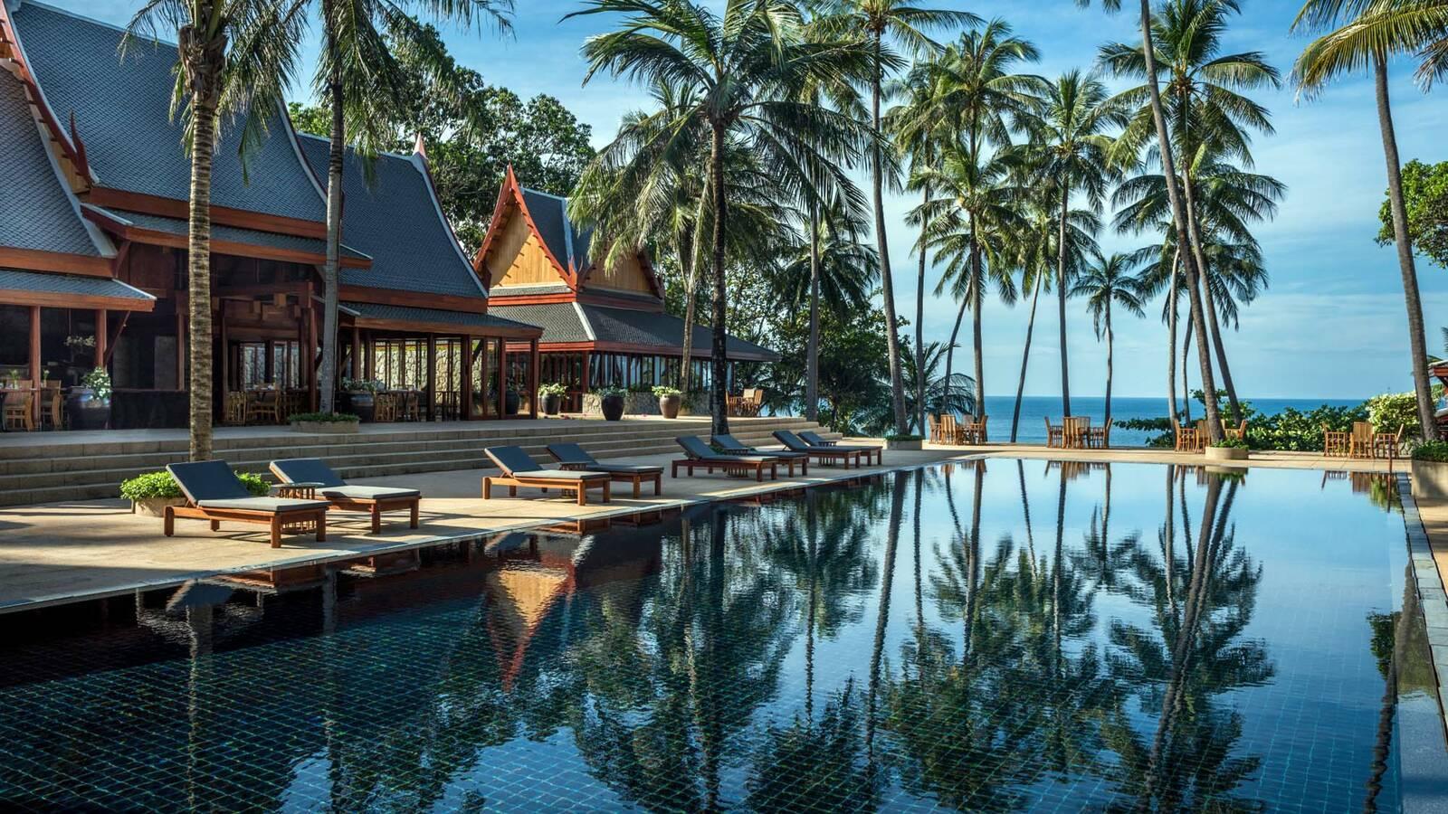 Amanpuri Piscine Thailande
