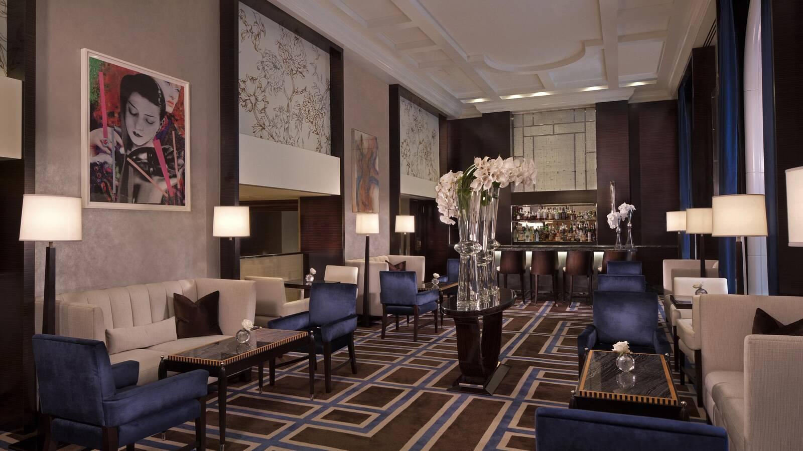 Peninsula New York Gotham Lounge