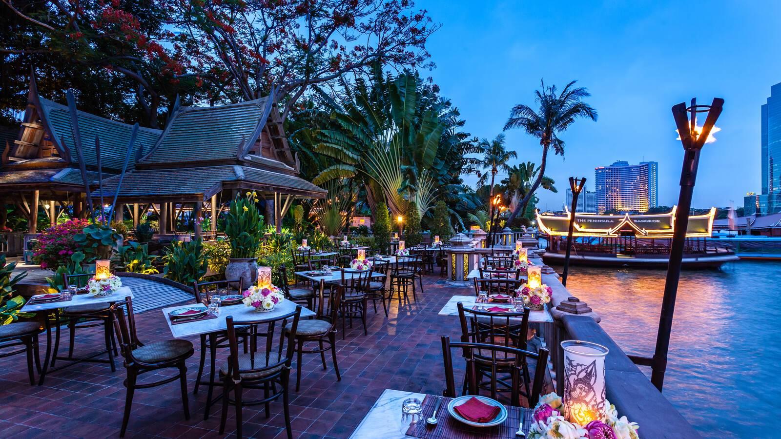 Peninsula Bangkok Restaurant Thiptara