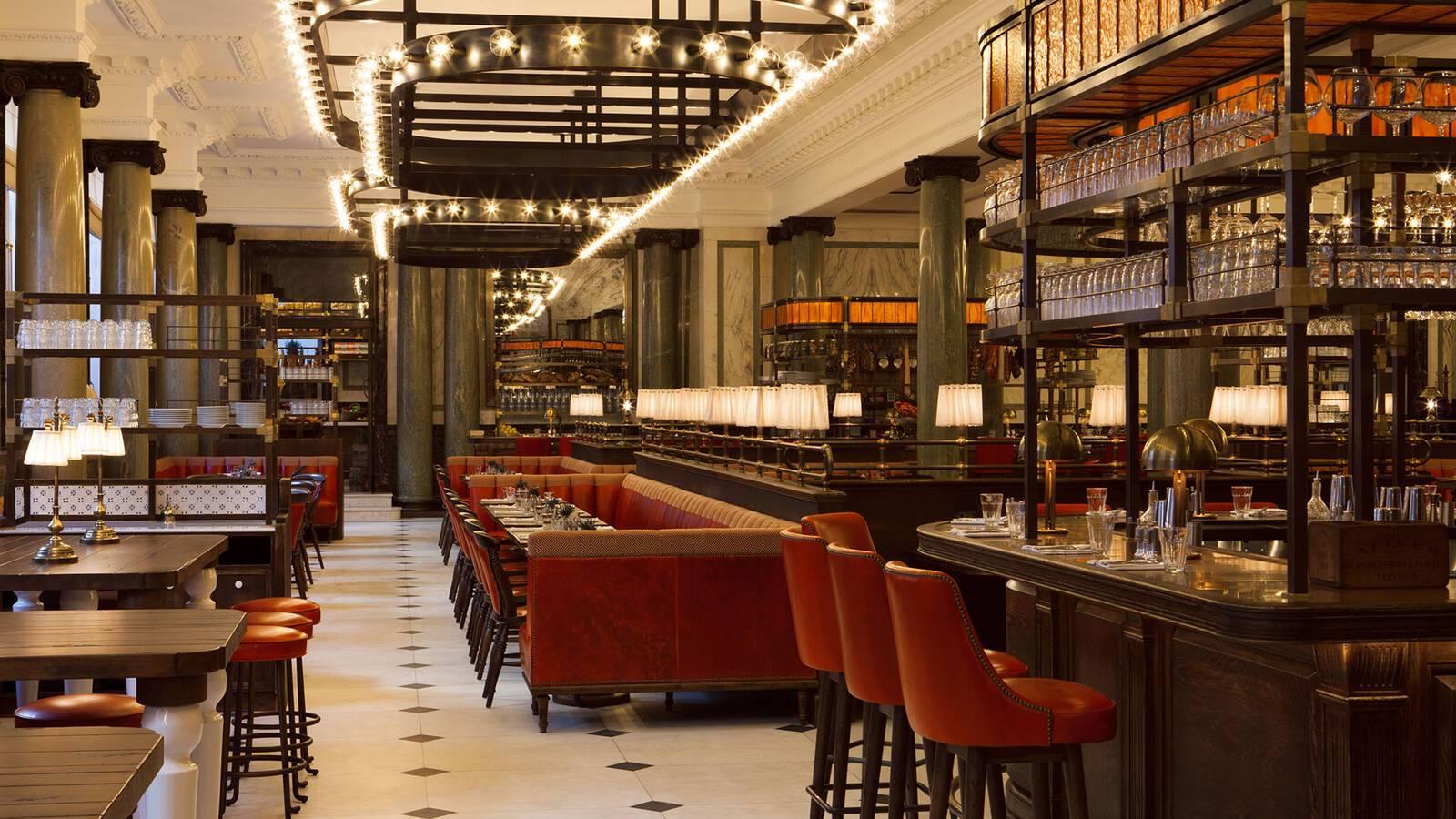 Rosewood Londres Restaurant