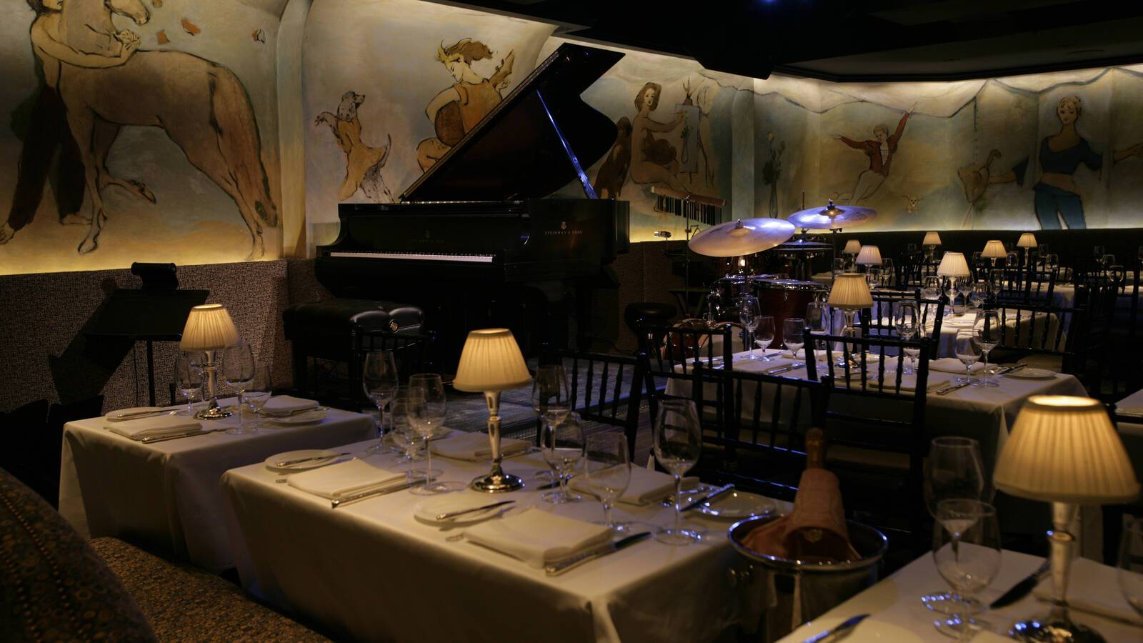 Rosewood New York Carlyle Cafe