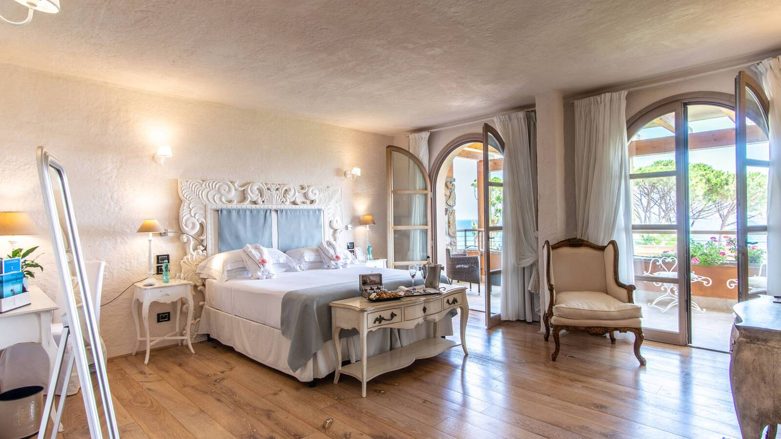 Villa Del Re Sardaigne Junior Suite