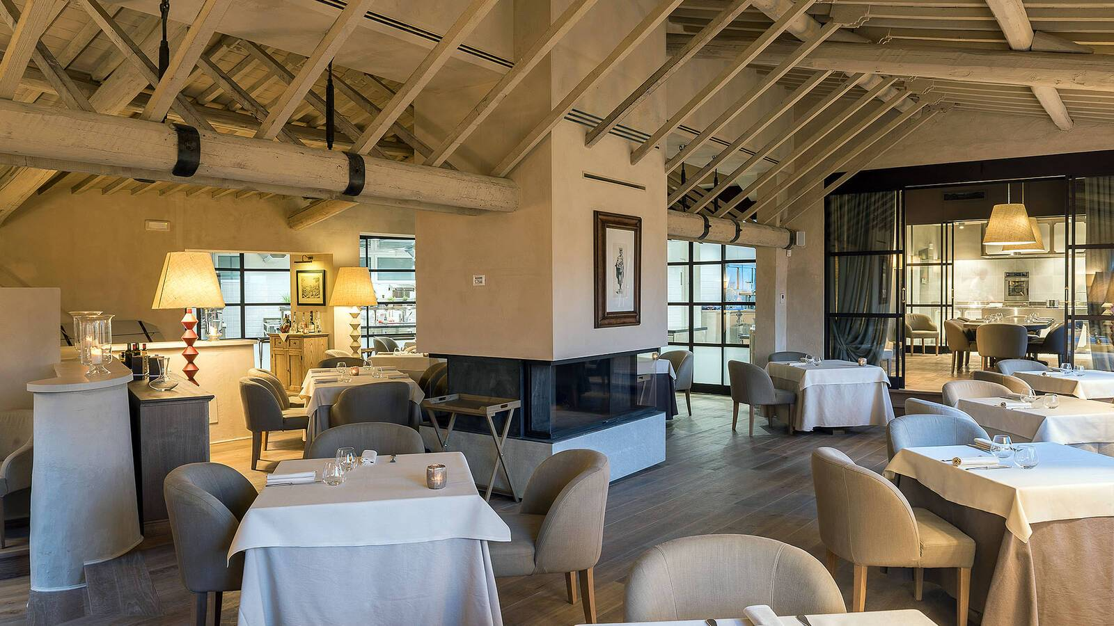 Il Borro Toscane Restaurant