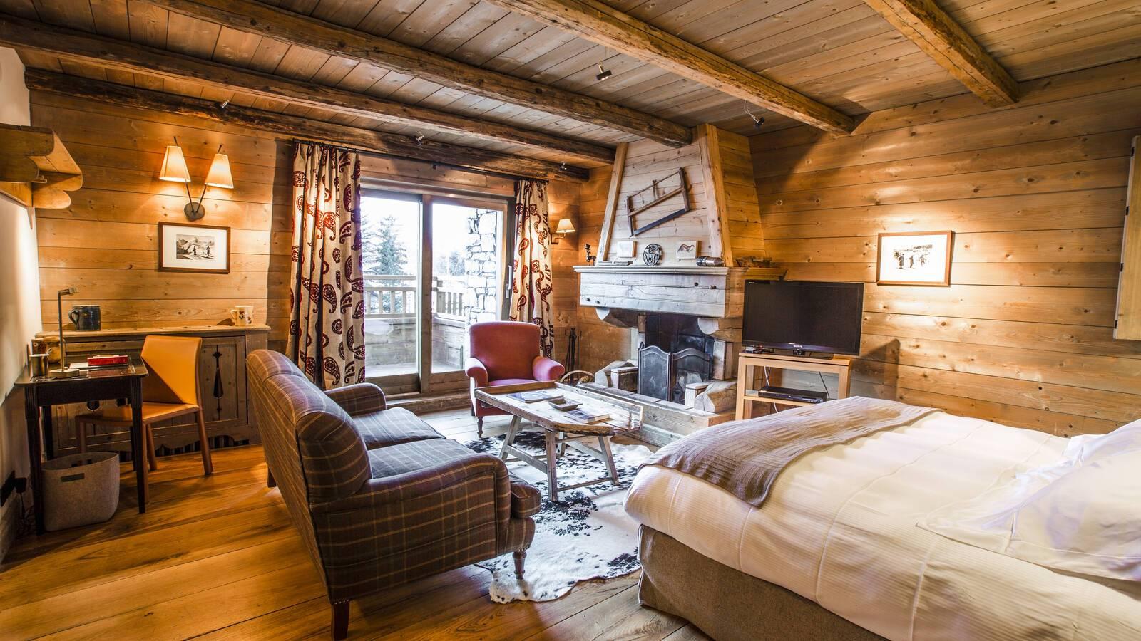 Blizzard Val Isere Suite 2 chambres Montagne