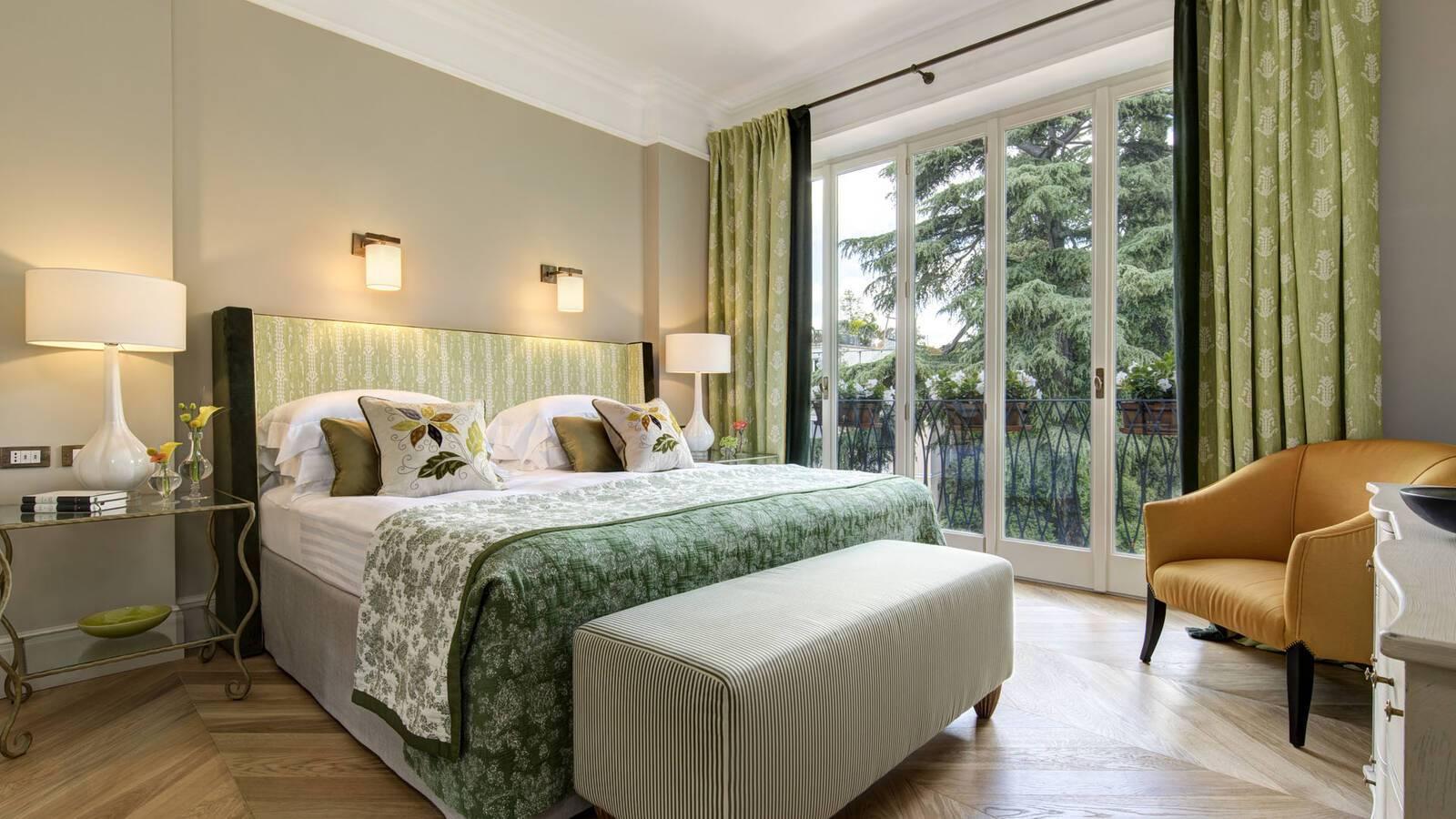 Hotel de Russie Rome Valadier Suite