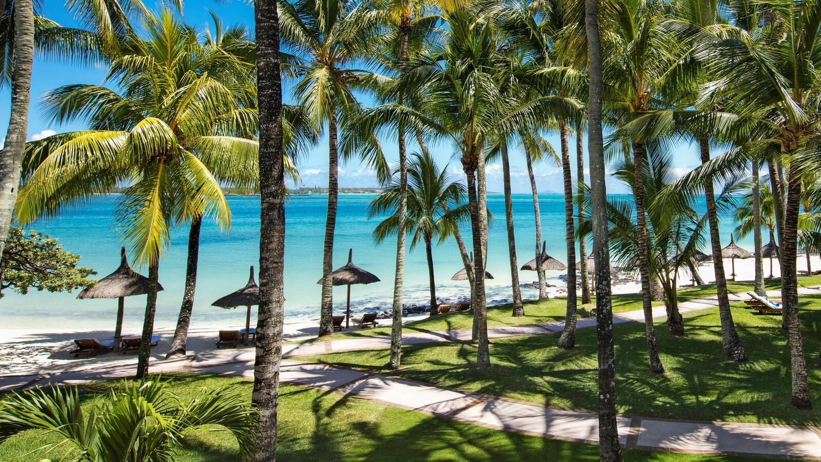 One and Only Saint Geran Maurice Beachfront