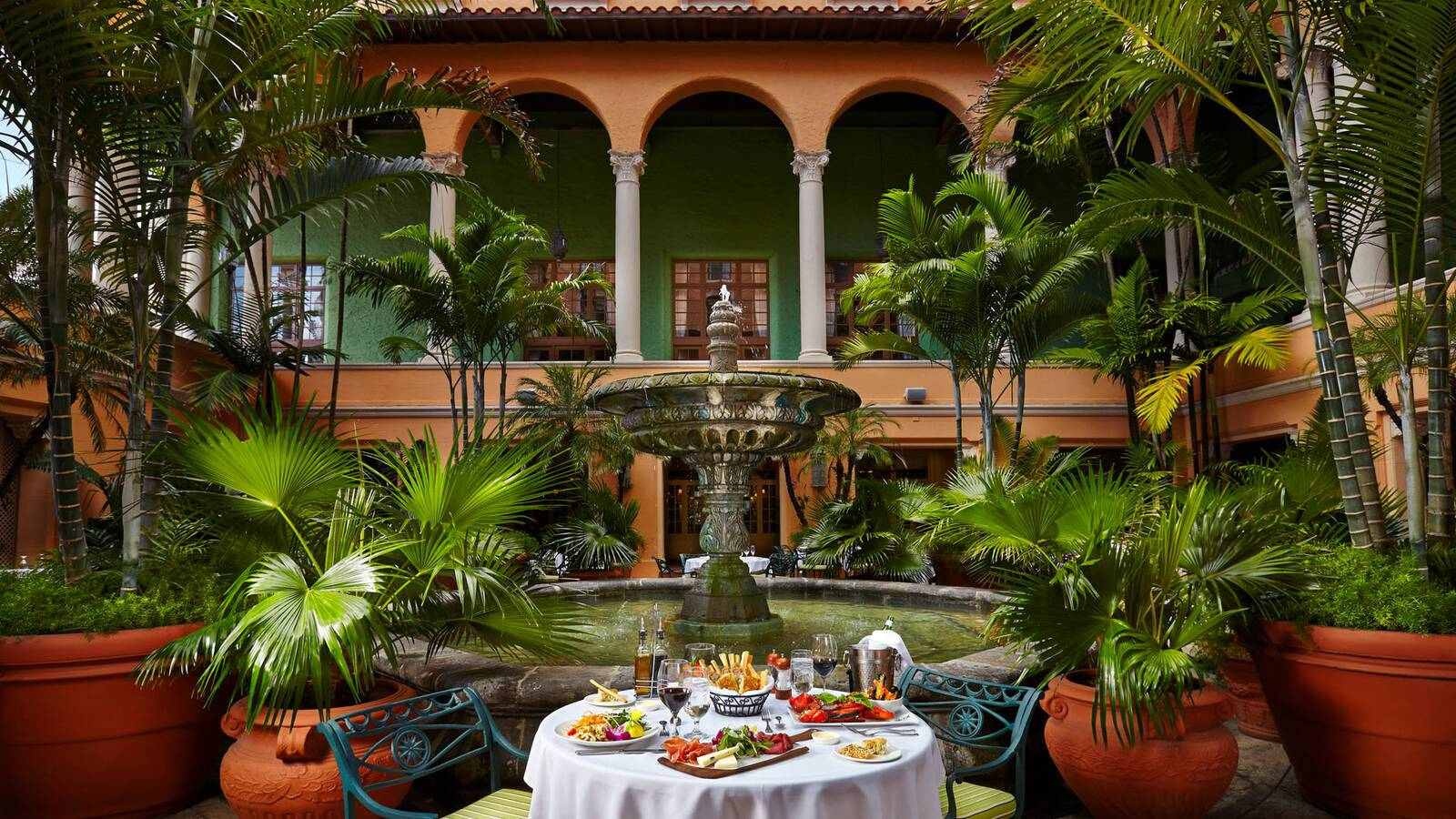 Biltmore Miami Fontana Restaurant