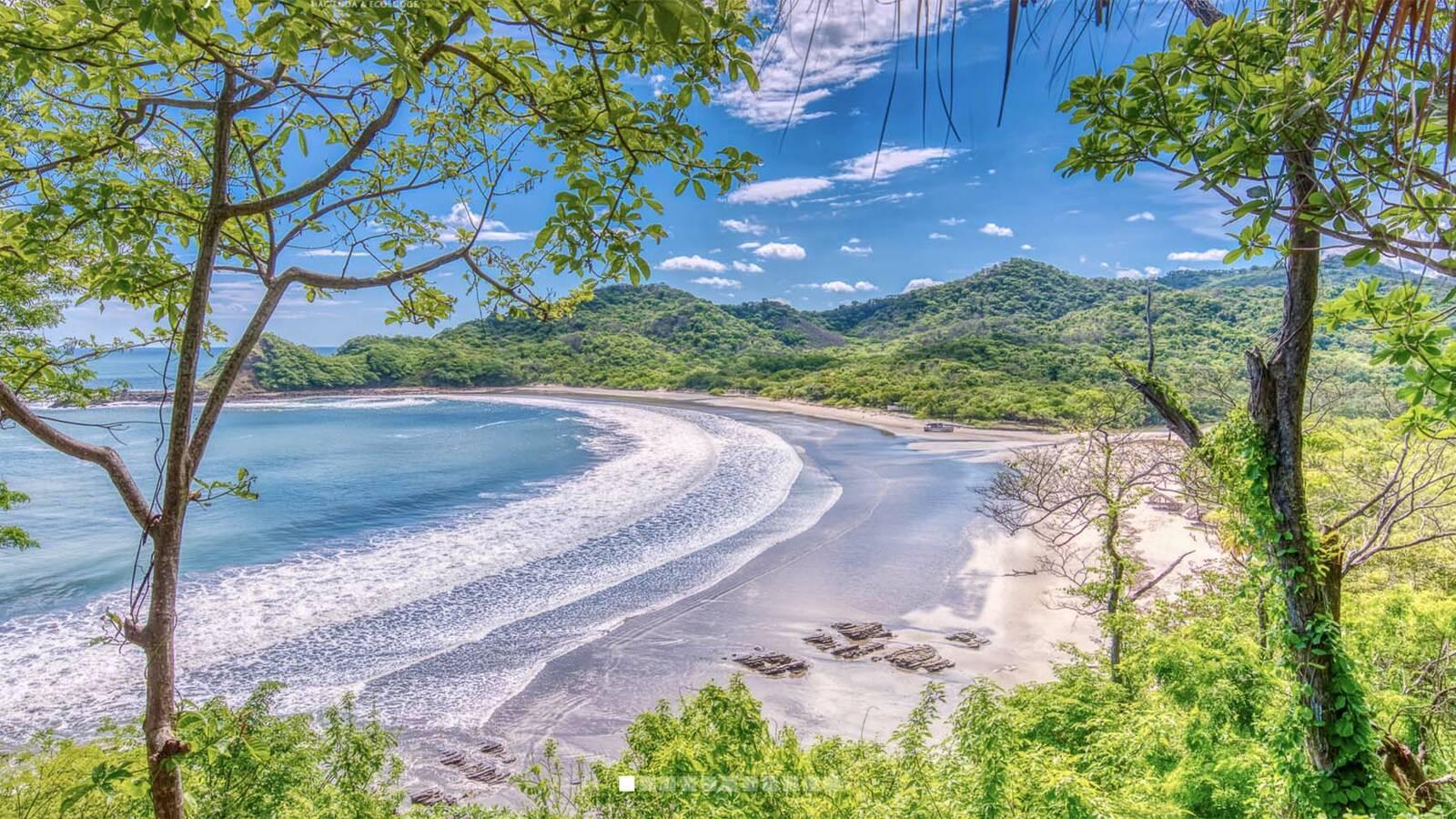 Nicaragua Morgan Rock