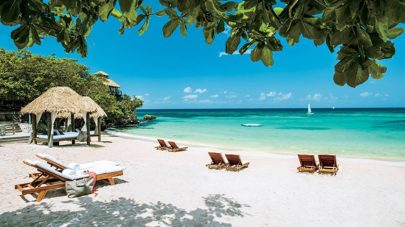 Sandals Ochi Beach Jamaique Plage