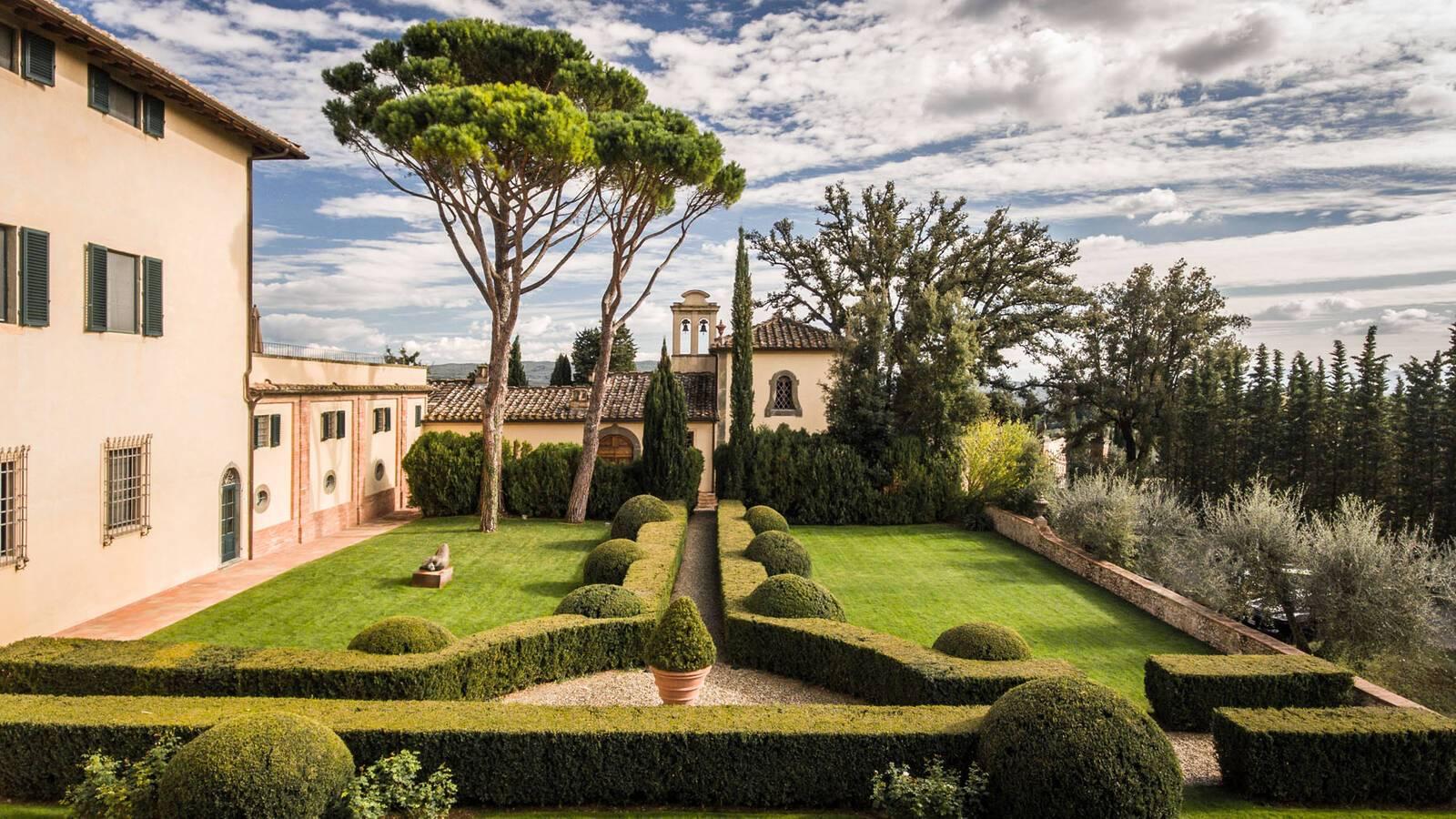 Como Castello del Nero Toscane Chapelle