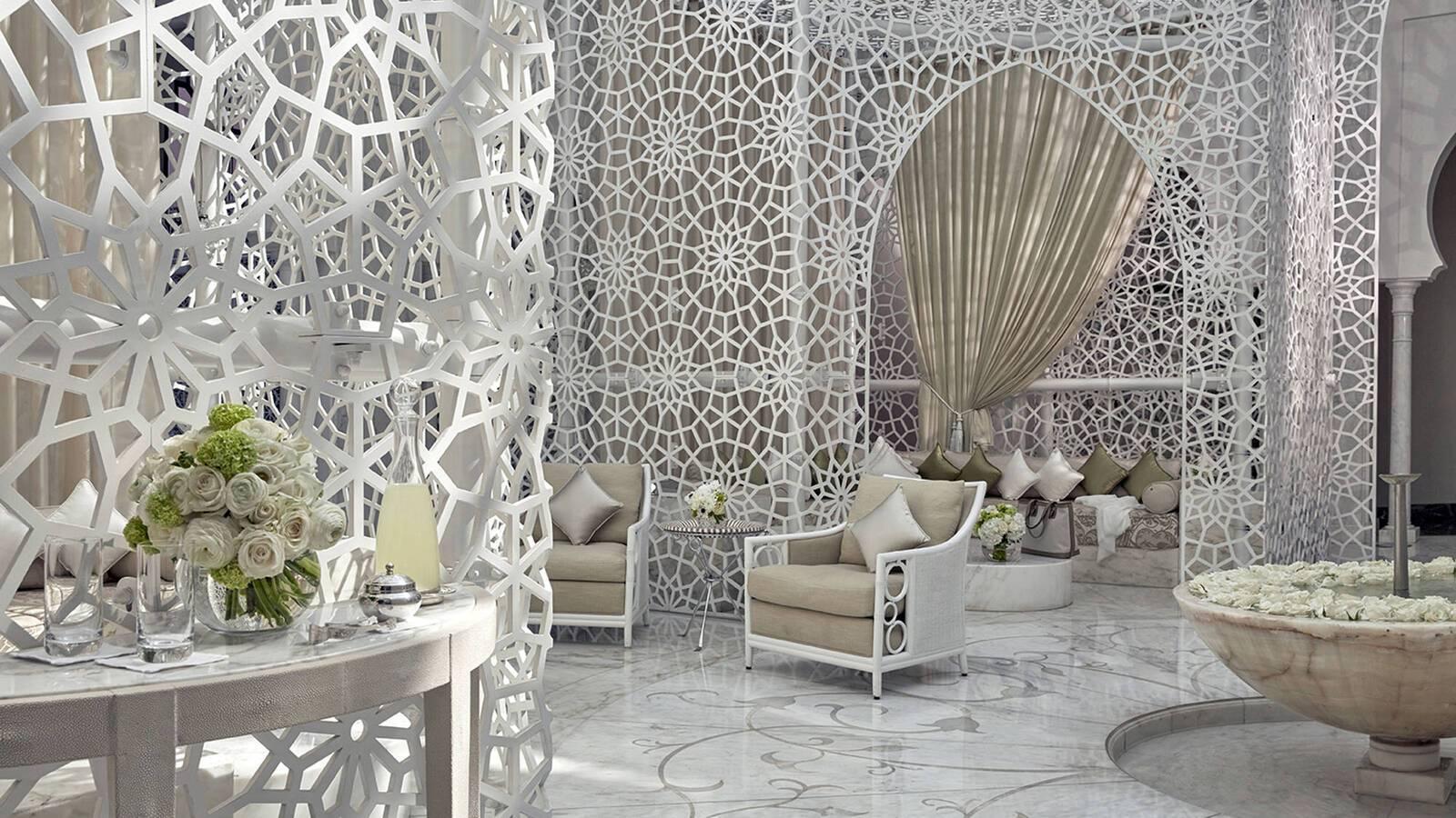 Royal Mansour Spa Marrakech Maroc