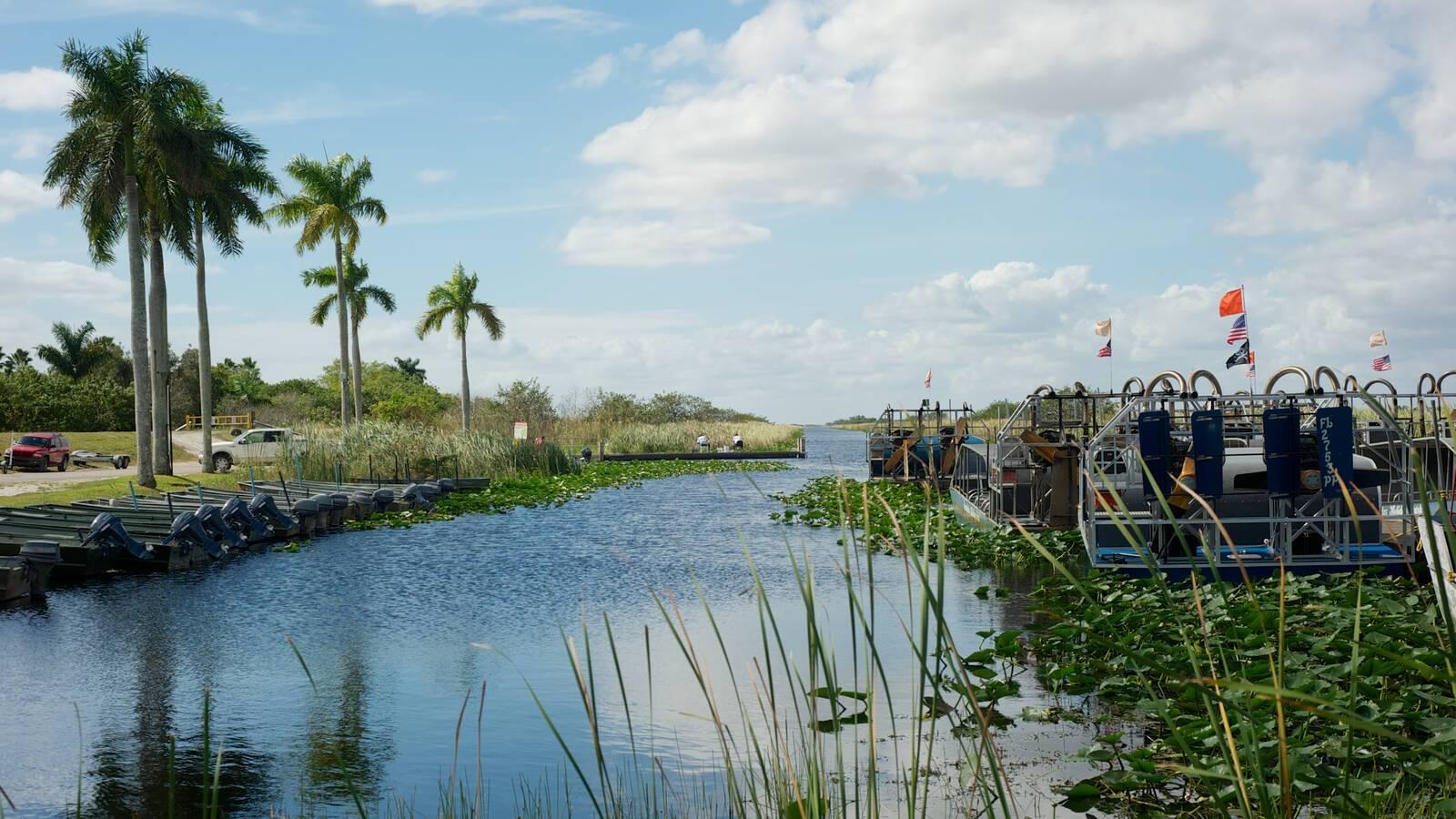 Everglades Circuit Floride