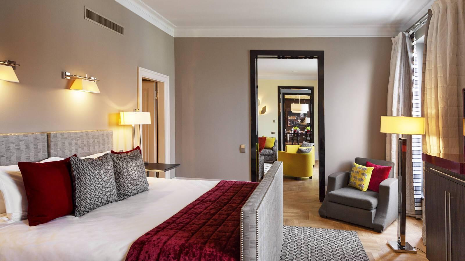 Hotel de Rome Berlin Rocco Forte Bebel Suite