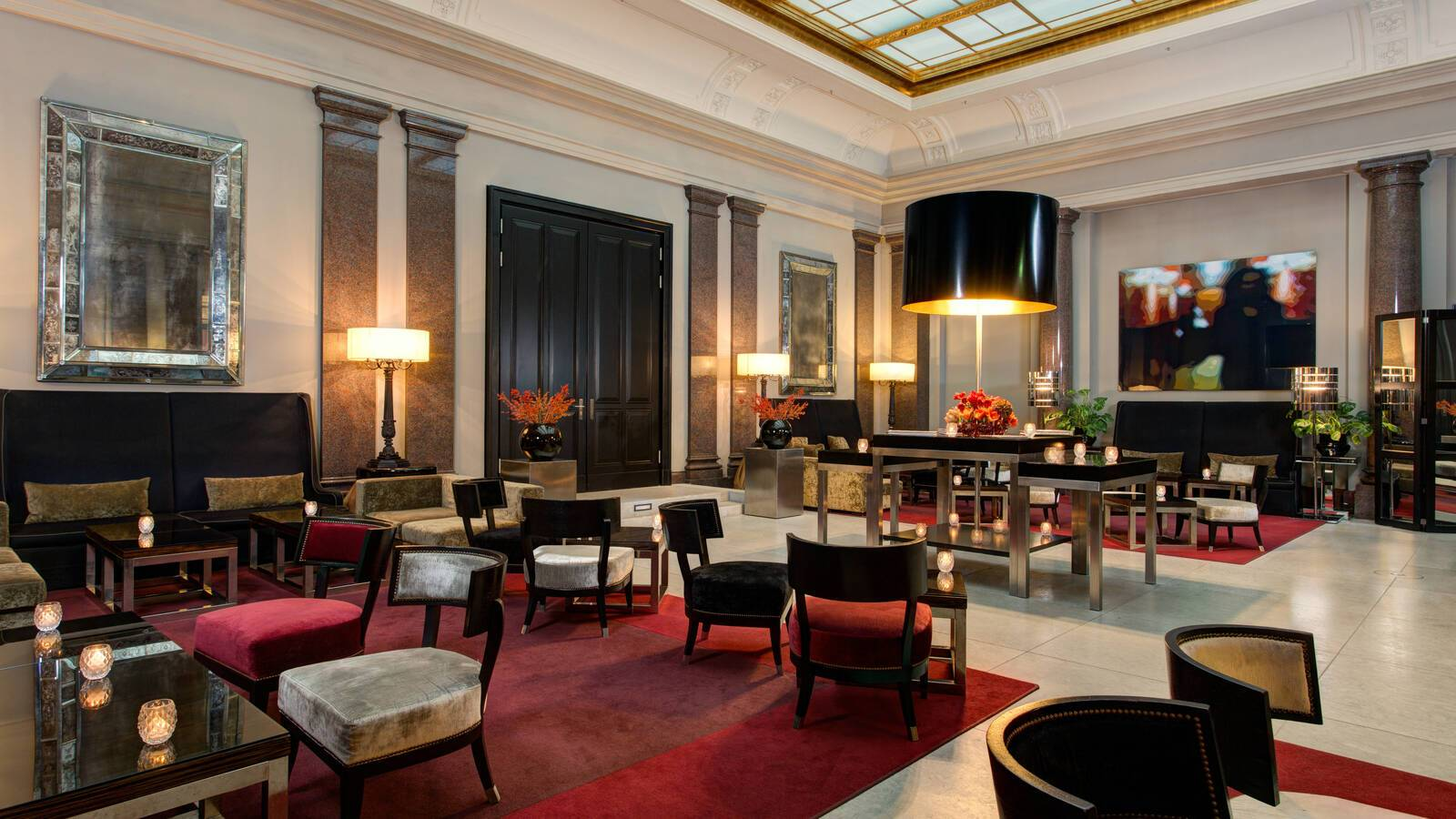 Hotel de Rome Berlin Rocco Forte Lobby