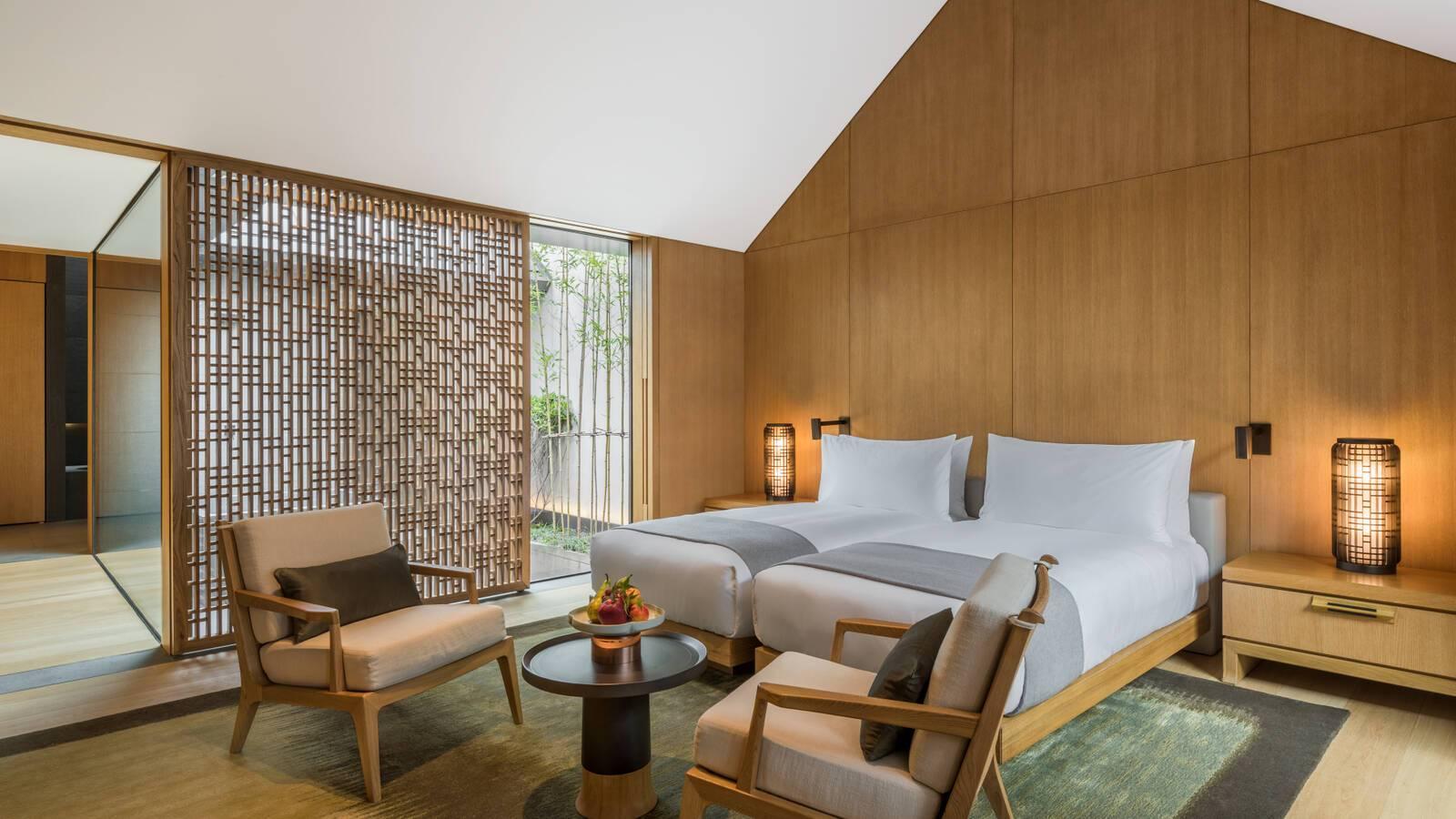 Amanyangyun Shanghai Ming Courtyard Suite