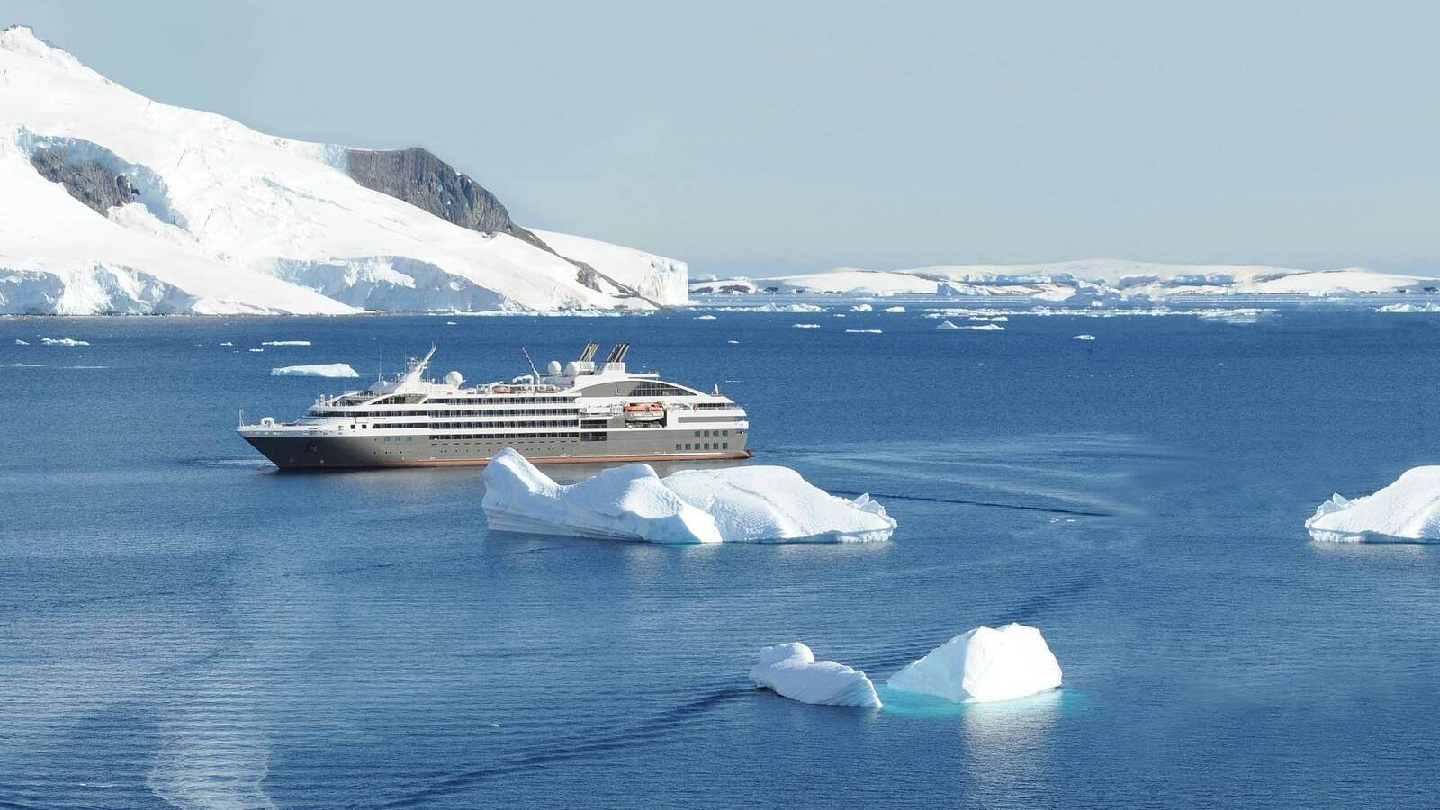 Ponant Croisiere Antarctique Bateau