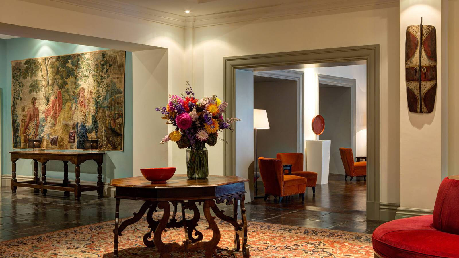 Amigo hotel Bruxelles Lobby