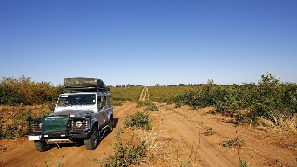 Afrique du Sud 4x4
