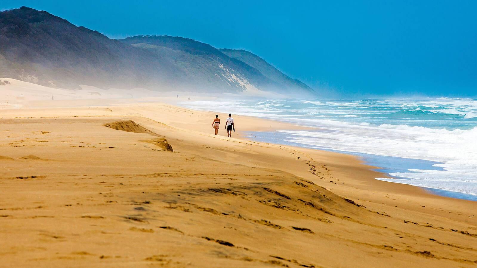 Afrique du Sud Plage