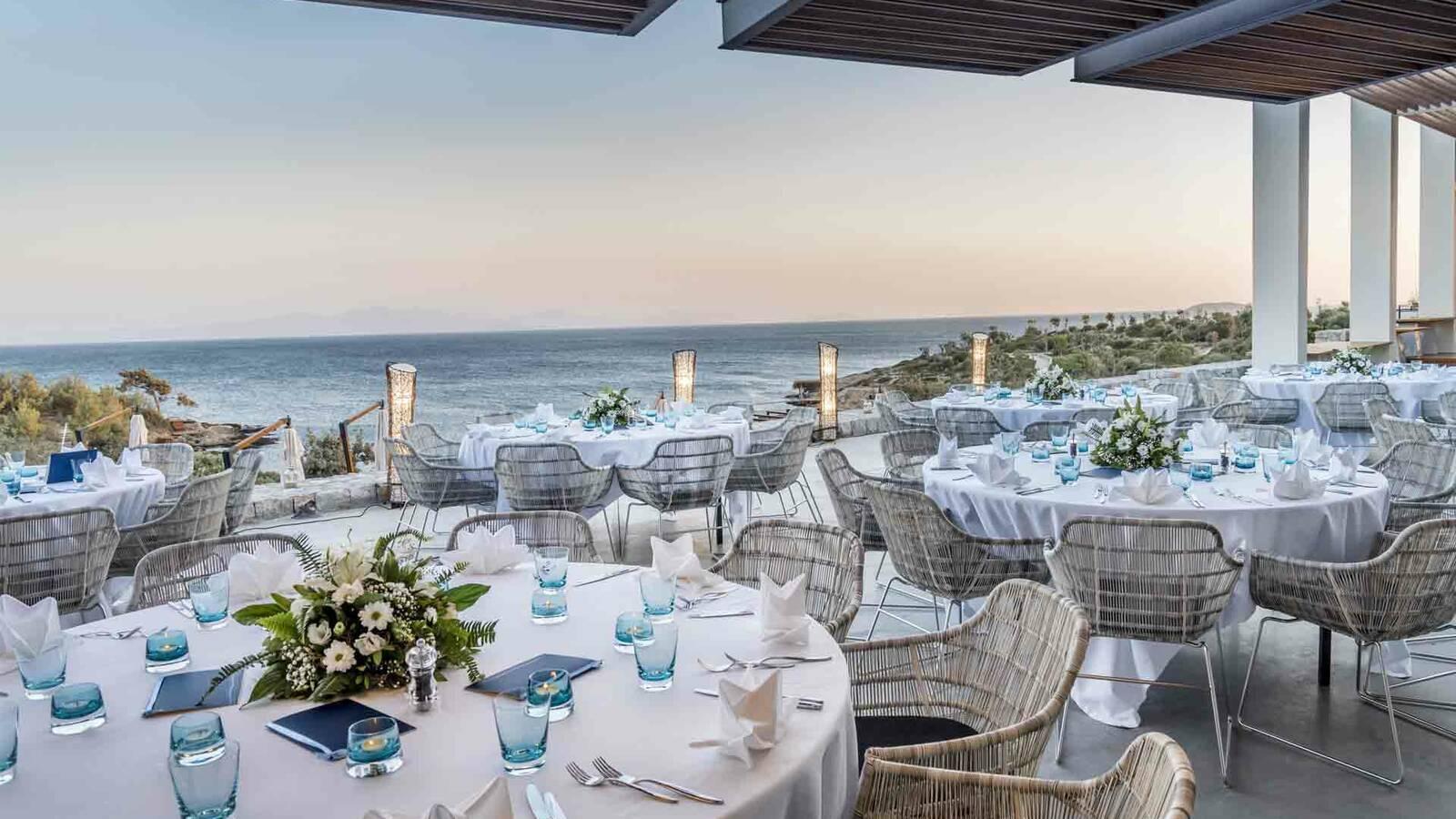 Six Senses Kaplankaya Restaurant Wild Thym Turquie