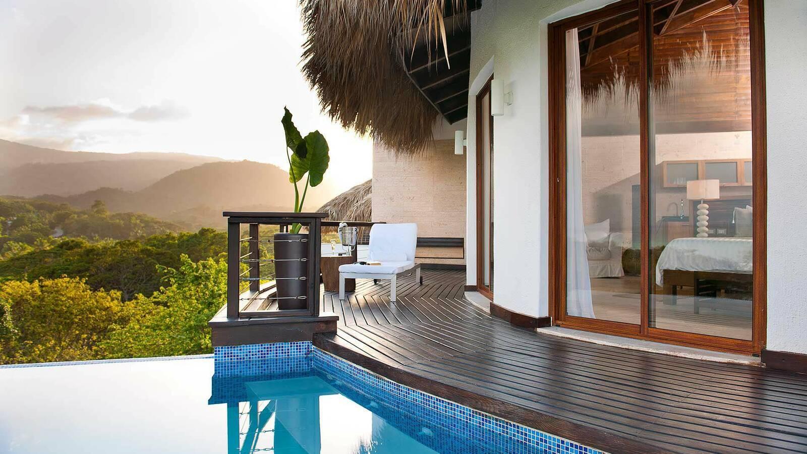 Casa Bonita Tropical Lodge Republique Dominicaine Ocean Suite