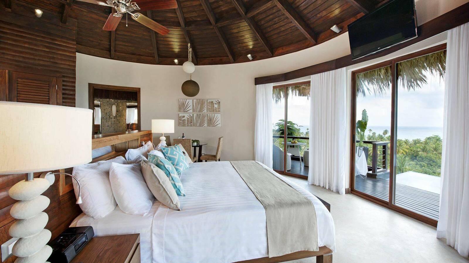 Casa Bonita Tropical Lodge Republique Dominicaine Ocean View Suite