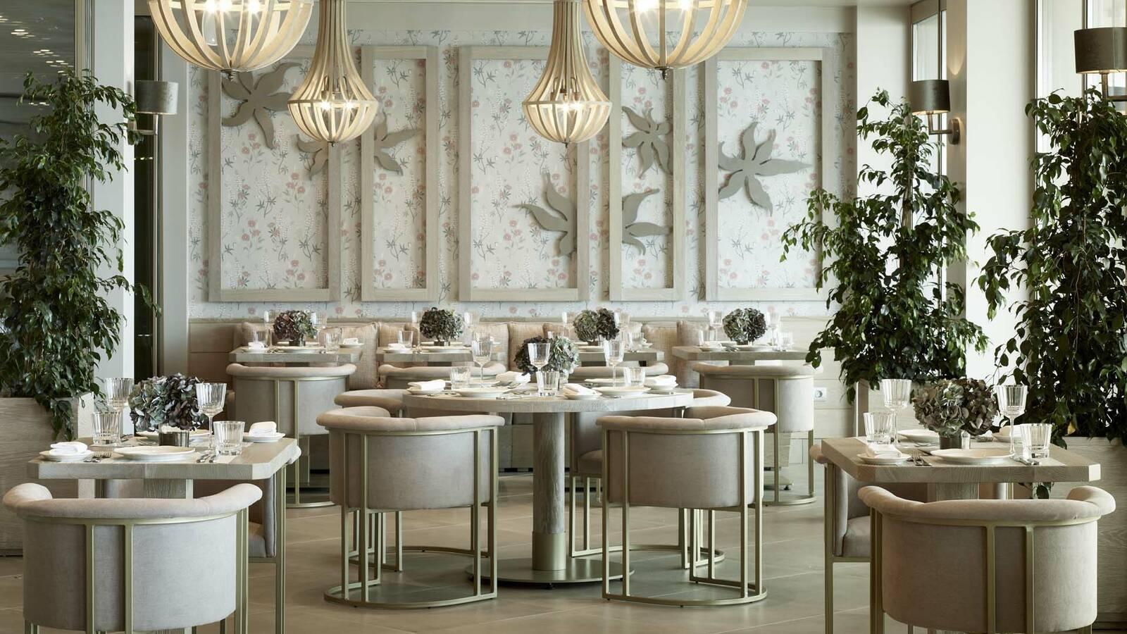 Ikos Dassia Corfou Grece Provence Restaurant