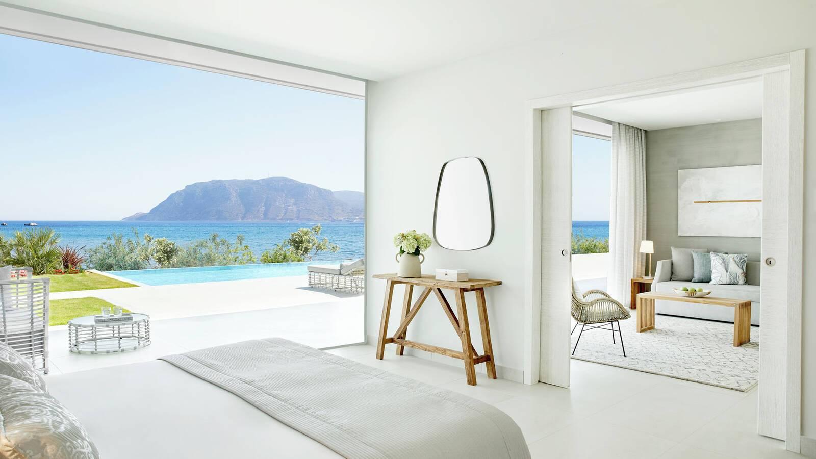 Ikos Aria Kos Grece Deluxe One Bedroom Bungalow Suite Private Pool