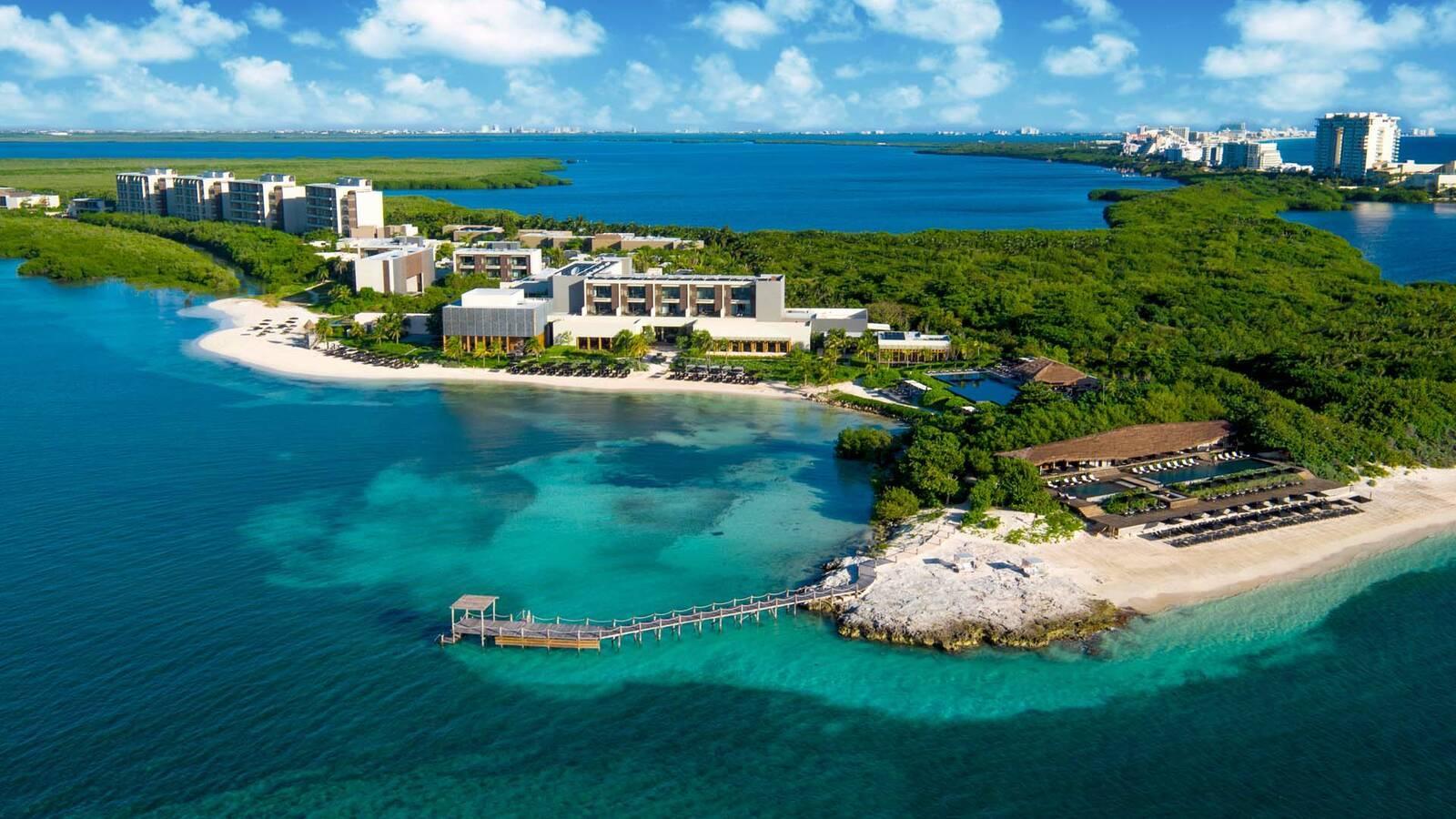 Nizuc Cancun Mexique Spa
