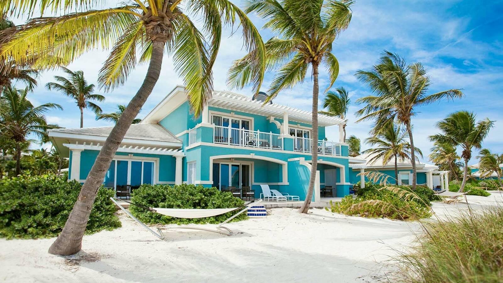 Sandals Emerald Bay Exuma Bahamas TwoStory Villa