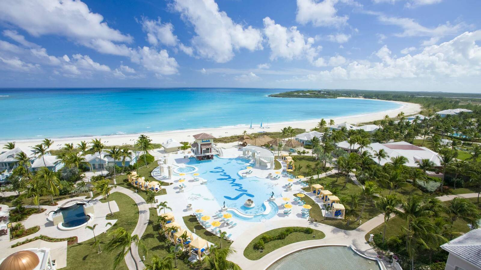 Sandals Emerald Bay Exuma Bahamas Vue Resort