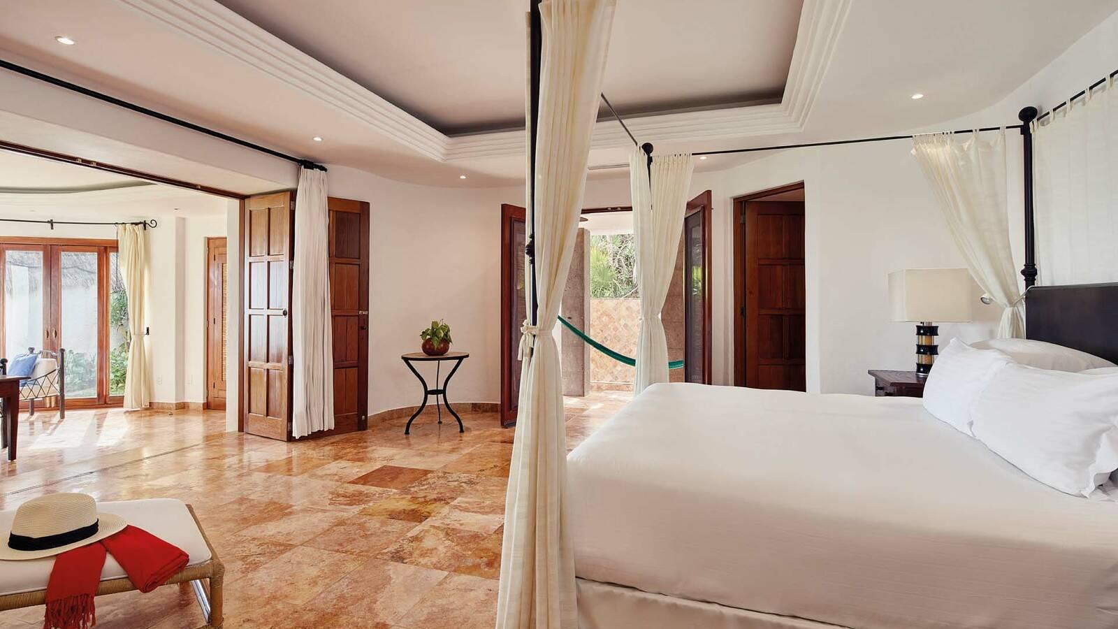 Belmond Maroma Mexique Riviera Maya Chambre