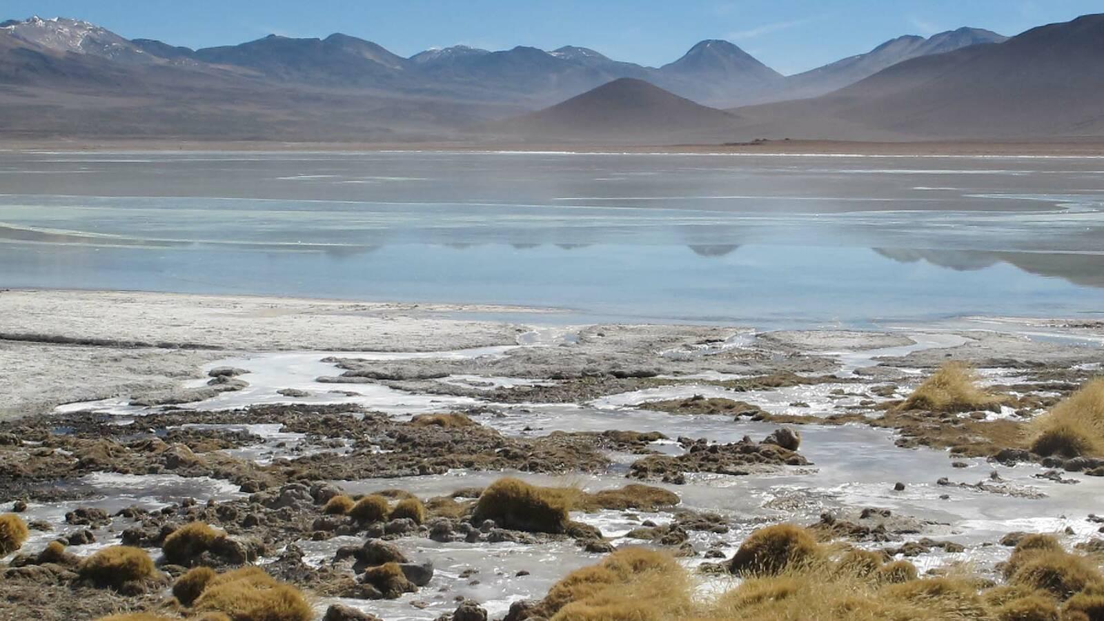 Circuit Bolivie Lagune