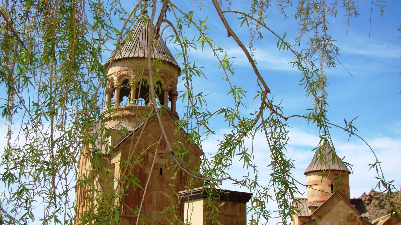 Circuit Armenie Etchmiadzine