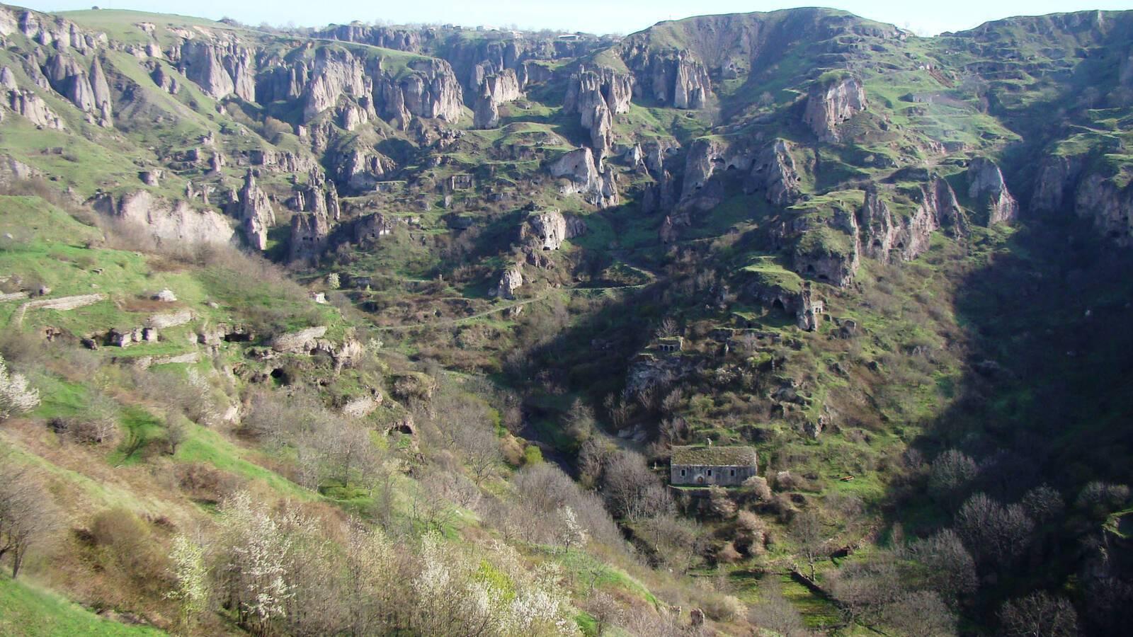 Circuit Armenie Khndzoresk