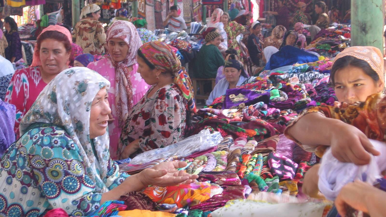 Circuit Ouzbekistan Marche