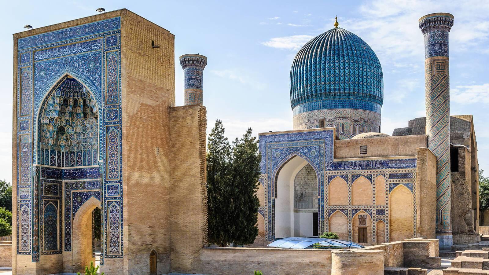 Circuit Ouzbekistan Samarcande Shah I ZindaSiempreverde