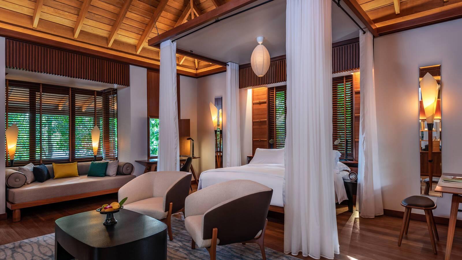 Datai Langkawi Malaisie Rainforest Villa