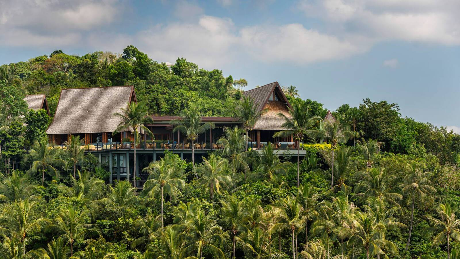 Four Seasons Koh Samui Jungle