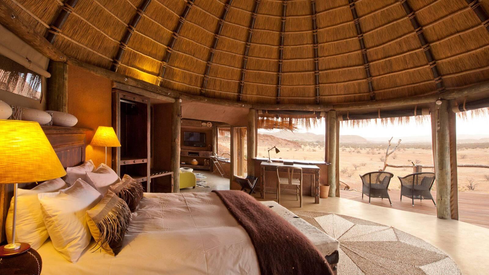 Namibie Camp Kipwe
