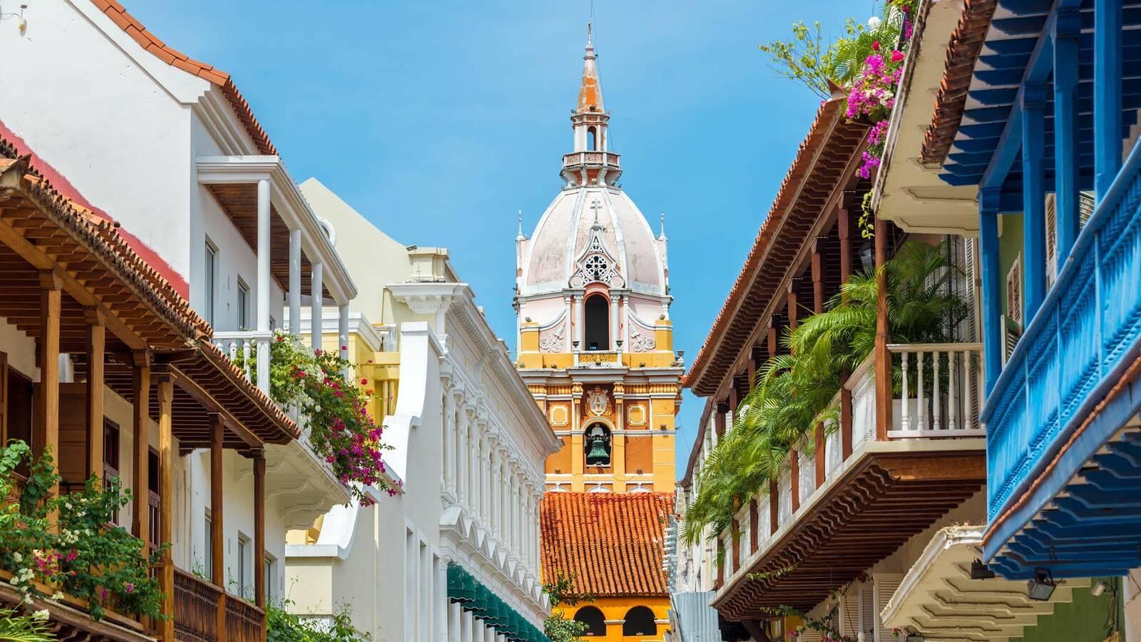 Colombie Carthagene