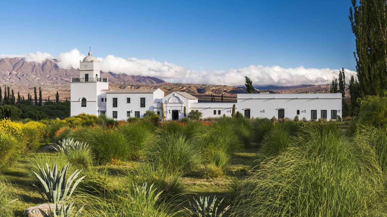 Circuit Nord Argentine Merced Alto Cachi