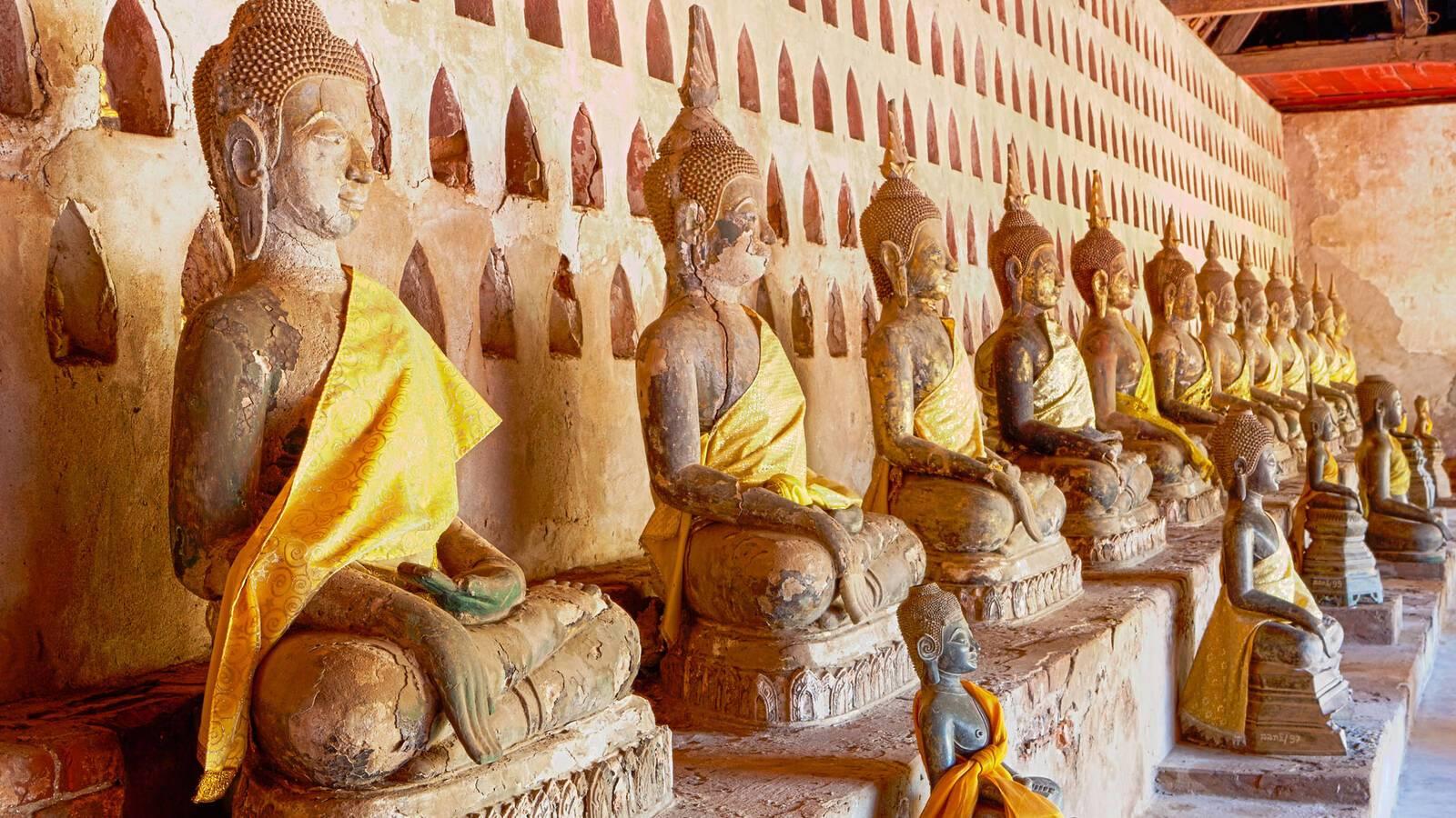 Circuit Laos Wat Sisaket Vientiane Muellek Josef