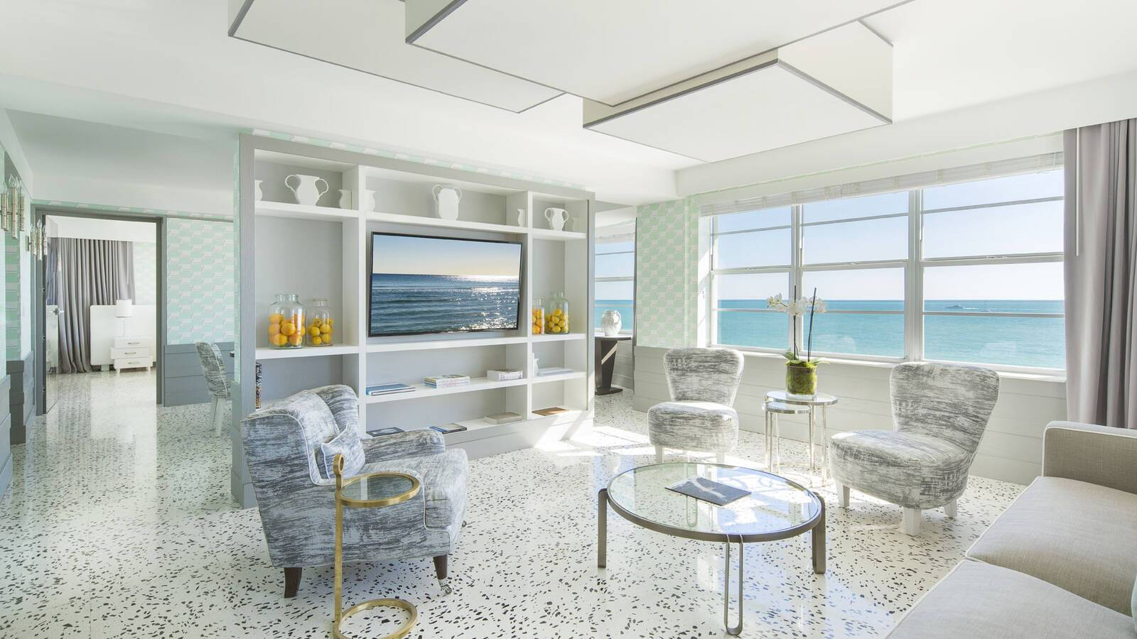 Miami COMO Metropolitan Suite