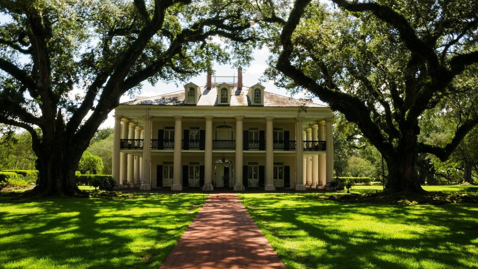 Louisiane oak alley plantation USA Reiseblogger