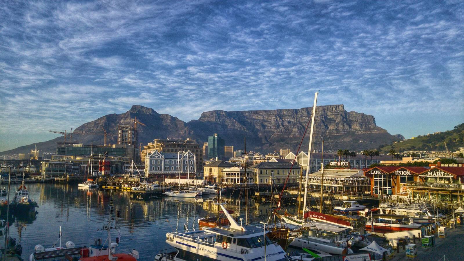 Afrique Sud cape town HPBotha