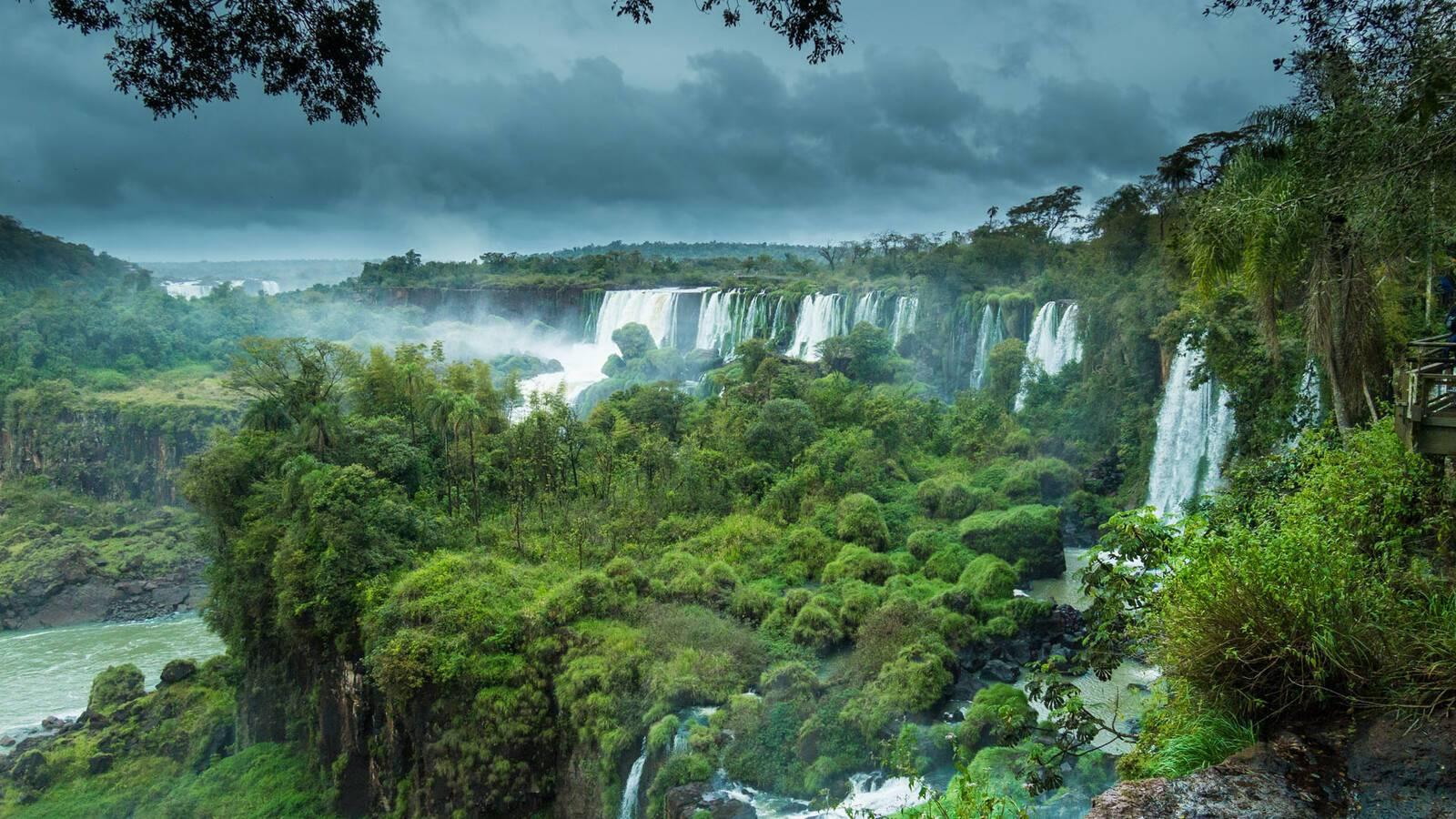 Bresil Iguazu gabor