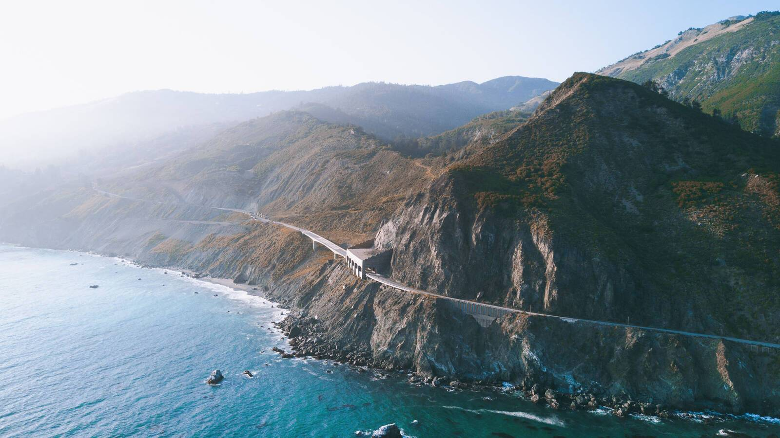 Big Sur thomas ciszewski Californie