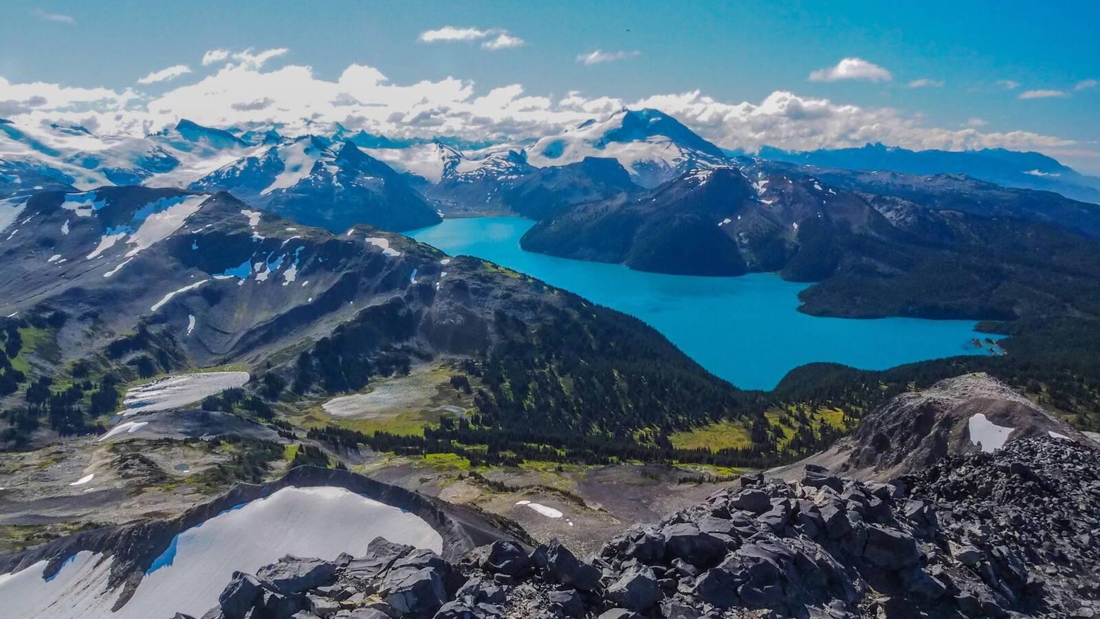 Garibaldi Lake lesly derksen