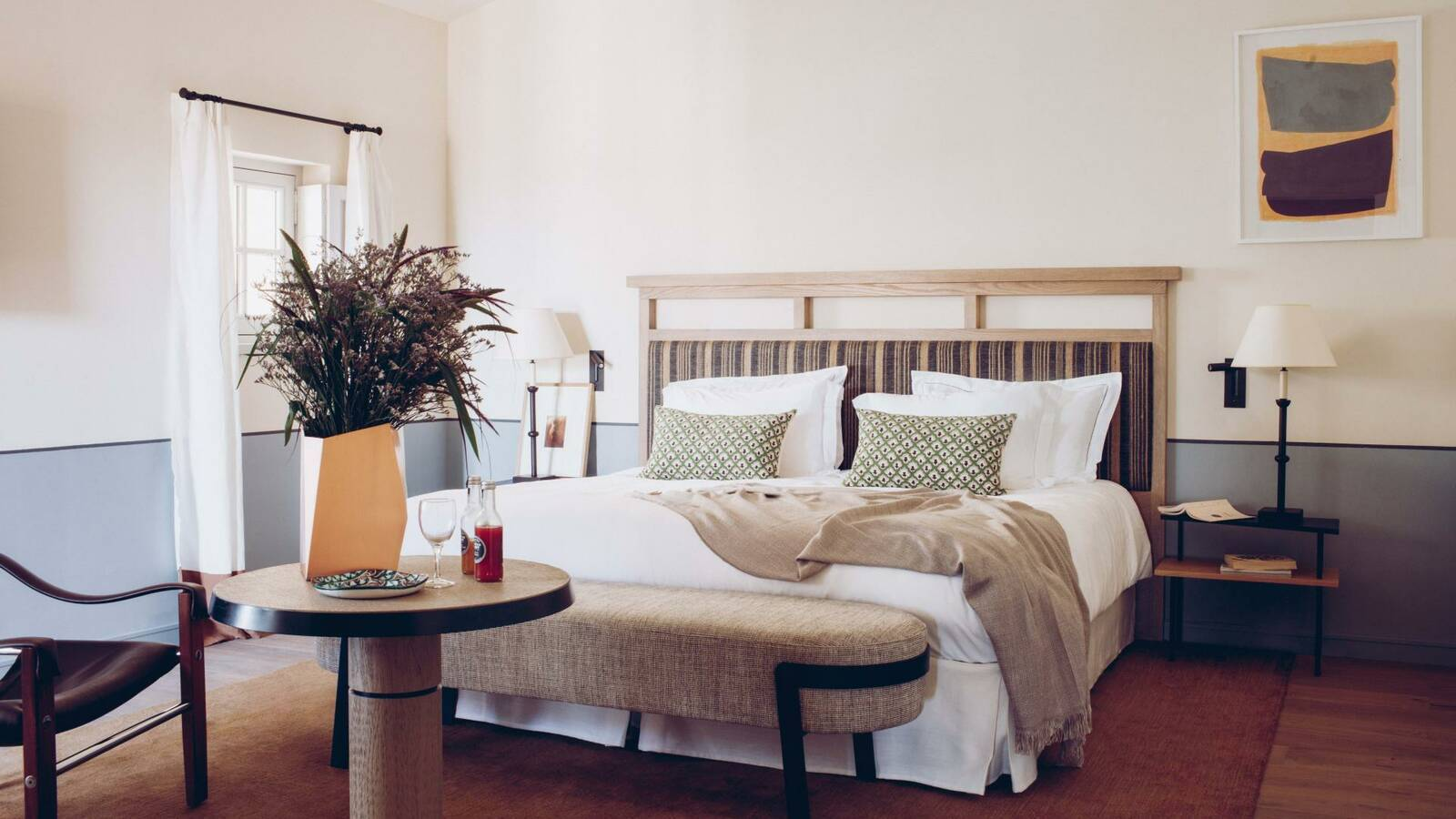 Hotel crillon le brave chambre Provence Maisons Pariente